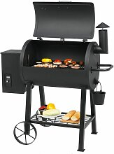 Pelletgrill Smoker Grillwagen New Orleans Grill