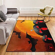 Pelzige Kinder Teppiche 60 x 39 Zoll Teppich für