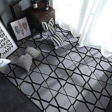 Pelziger Teppich für Wohnzimmer moderner extra