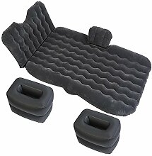 Penao Aufblasbares Bett für Auto, Kissen