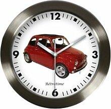 Pendel Wanduhr Fiat 500 Abarth ro