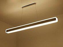 Pendelleuchte LED Moderne Rechteck Hängeleuchte