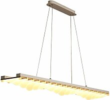 Pendelleuchte LED Moderne Rechteck und Berg