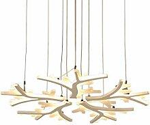 Pendelleuchte LED Moderne Snowy Zweige