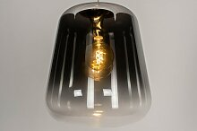 Pendelleuchte Modern Glas Oval