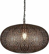 Pendelleuchte Mosaikdesign LED Marokko Ø39cm