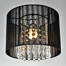 Pendelleuchten Crystal Chandelier-1 Lampe E27 Gang