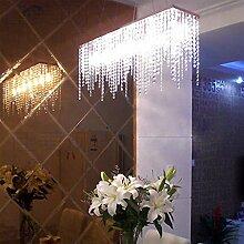 Pendelleuchten Crystal Chandelier - Flur Lampe,