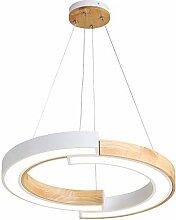Pendelleuchten LED Kronleuchter Weiß