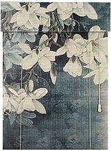 PENGFEI Bambusrollo Raffrollos Fenster Sichtschutz