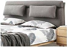 PENGFEI Bett Kopfteil Gepolstert Kissen