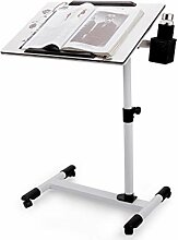 PENGFEI Laptoptisch Tragbare Laptop-Tisch Faltbar