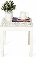 Penguin Home 3323 Coffee Geschnitzte Holzplatte &