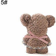 Pengyu Baby Schmusetuch/Badetuch/Handtuch in