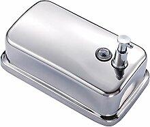 PENGYUE Edelstahl Dusche Dispenser Punch-Frei