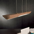 Penta WOODY LED-Pendelleuchte 55 cm