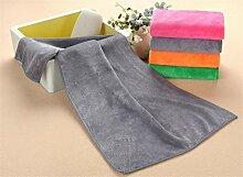 PENVEAT 16 Farben Mikrofaser-Gewebe Handtuch