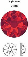 PENVEAT 2088 Kristallrhinestones Glas Strass Stein