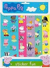 Peppa Pig Aufkleber FUN 12Packungen