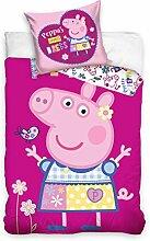 Peppa Pig Bettwäsche Peppa Wutz PP182021