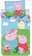Peppa Pig Peppa Wutz Bettwäsche Kinder