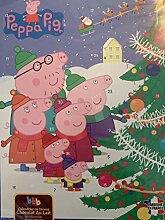 Peppa Pig Schwein Adventskalender Sau Schokolade
