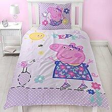 peppa pig bettw sche g nstig online kaufen lionshome. Black Bedroom Furniture Sets. Home Design Ideas