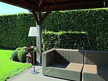 Perel Design Lampe Außenleuchte, für Garten/ Terasse, 150 cm, Weiß