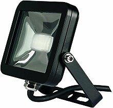 Perel Design LED-strahler, 10 W, 19,5 x 6,5 x 14,5
