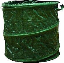 Perel Gartensack - 80 L, 44 x 7 x 44 cm, grün, PM2003