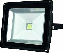 Perel LED-strahler für den außenbereich, 50 W