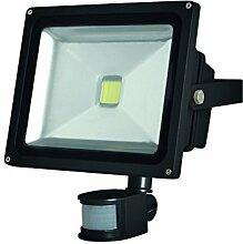 Perel LED-strahler für den aussenbereich mit