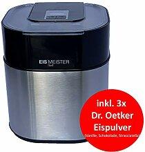 PerfectMix EISMEISTER Eismaschine Eiscreme