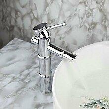 Perfekt Tippen Badezimmer Waschtisch & Waschbecken