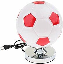 perfk Fußball Design Lampe Nachtleuchte