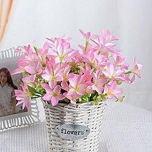 Pergrate Lily Künstliche Blumen, 18 Köpfe Calla