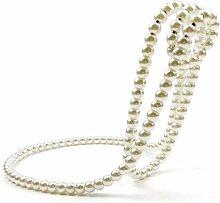 Perlen-Halskette Weinregal Hänge Bar Anzeige