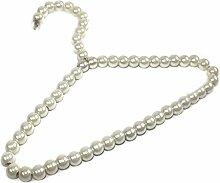 Perlen Kleiderbügel für Kinder - 3 Stück - Design KLASSISCH