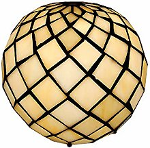 Perlenkugel Nachttischlampe glas im tiffany-stil