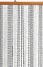 Perlenvorhang Astor 100 X 200 cm mit 80