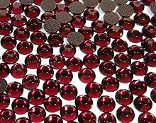 Perlin - Hotfix Strasssteine, 2880stk, Amethyst,