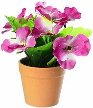 perlo33ER Künstliche Blume Bonsai Ornamente, 1