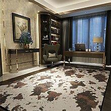 Persönlichkeit kreativ Moderne Mode Teppich Wohnzimmer Schlafzimmer Muster Bequem und weich Gute Qualität Mehrere Größen Sie können wählen ( farbe : #1 , größe : 1.4*2m )