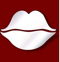 Personalisierte Lippen Acryl Sicherheit Spiegel * Sommerschlussverkauf *