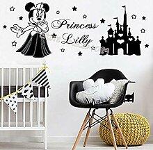 Personalisierte Maus Krone Mit Schloss