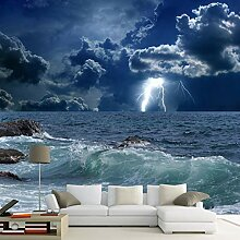Personalisierte Tapete Für 3D-Fotografie Ocean