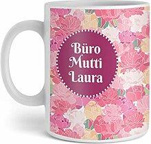 Personalisierte Tasse mit Spruch | Kaffebecher mit