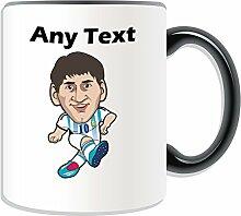 Personalisiertes Geschenk–Leo Messi Tasse