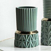 PERSONALITY CRAFT Blumengesteck Keramik Vase