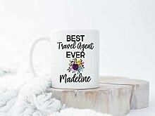 Personalized Travel Agent Mug Funny Travel Agent
